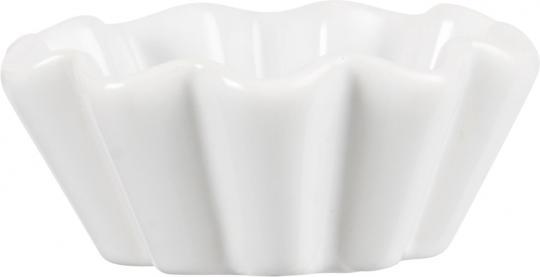 ibLaursen Mynte Muffinform Pure white