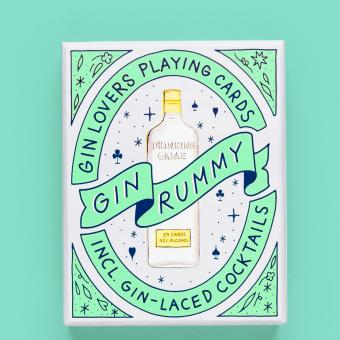 Laurence King Spielkarten Gin Rummy