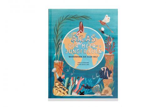 Laurence King Atlas der Meerjungfrauen