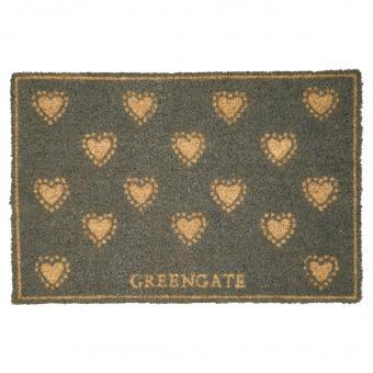GreenGate Fußmatte Penny Grey