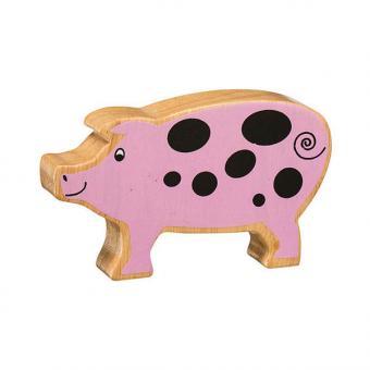 Lanka Kade Schwein aus Holz