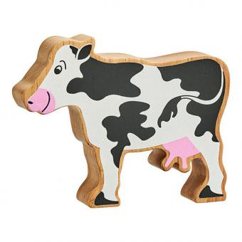 Lanka Kade Kuh aus Holz