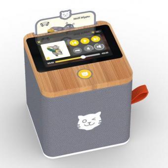 tigertones Tigerbox Touch Grau