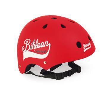 Janod Bikloon Helm Rot