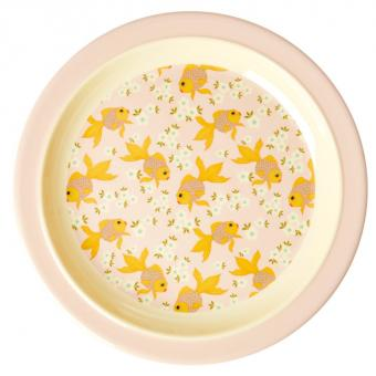 rice Kindeteller Goldfish Print