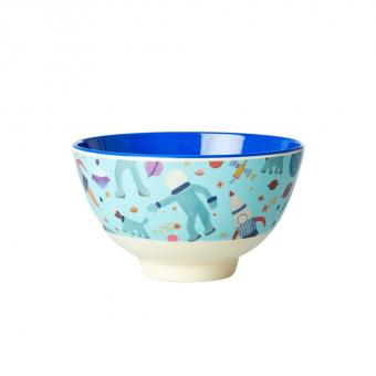 rice Bowl Space Print small