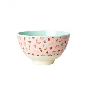 rice Bowl You Go Girl Print small