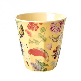 rice Becher / Cup Art print creme medium