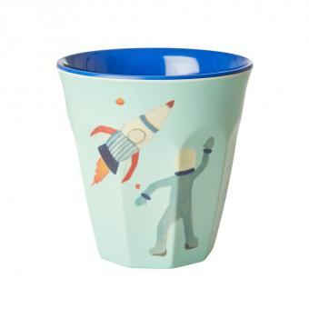 rice Becher / Cup Space Print medium