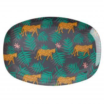 rice Platte Leo & Palm