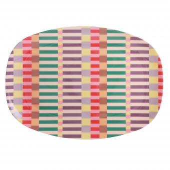 rice Platte Summer Stripes