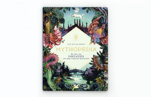 Laurence King Mythopedia