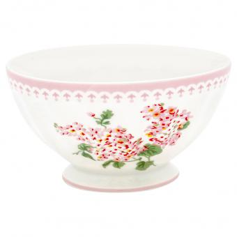 GreenGate French Bowl XL Luna weiß