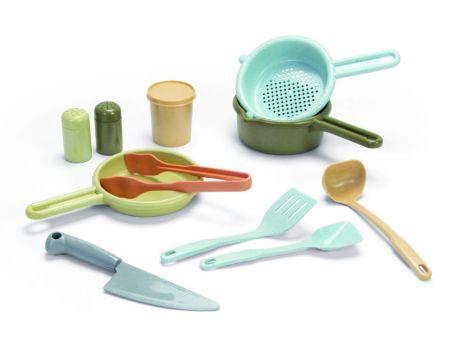 dantoy BIO Küchen-Set (12-teilig) in Geschenkbox