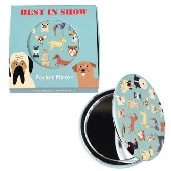 Rex London Taschenspiegel  Best in Show