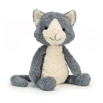Jellycat Tuffet Cat / wuschelige Katze
