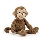 Jellycat Woogie Monkey Affe