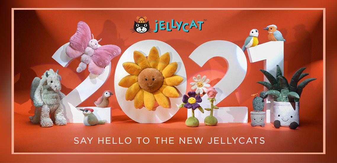 Jellycat neue Kollektion 2021