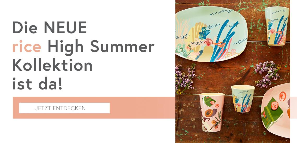 Rice High Summer Kollektion